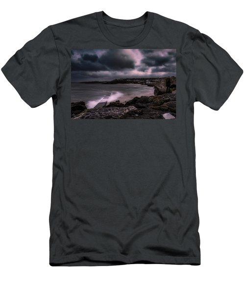 Dramatic Mood Men's T-Shirt (Athletic Fit)