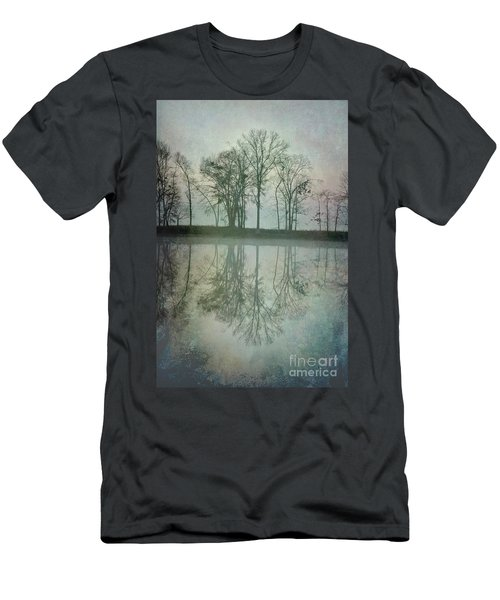 Dramatic Reflection Men's T-Shirt (Athletic Fit)