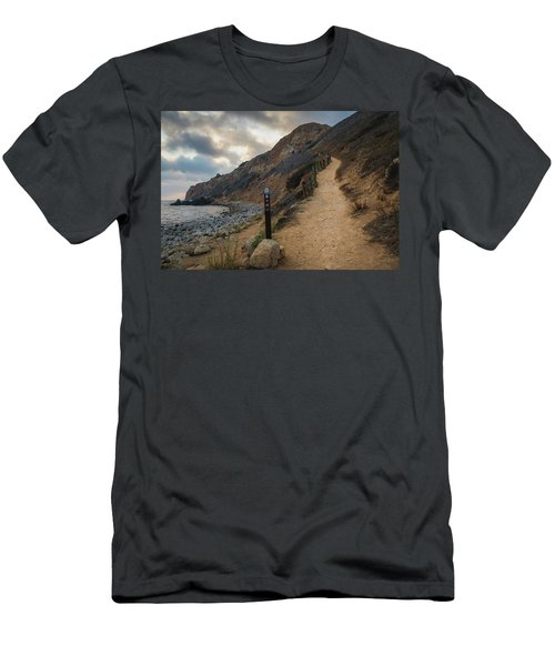Dramatic Tovemore Trail Men's T-Shirt (Athletic Fit)