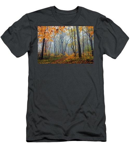 Dream Forest Men's T-Shirt (Athletic Fit)