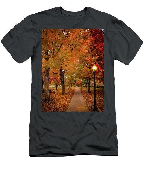 Drury Autumn Men's T-Shirt (Athletic Fit)