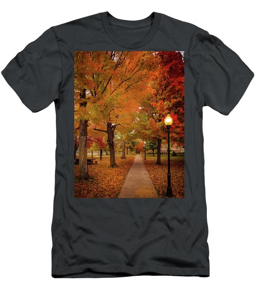 Drury Autumn Men's T-Shirt (Athletic Fit)