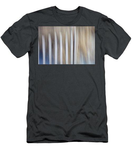 Dune Fence Men's T-Shirt (Athletic Fit)