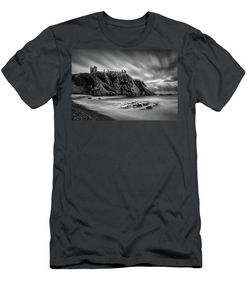 Dunnottar Castle 2 Men's T-Shirt (Athletic Fit)