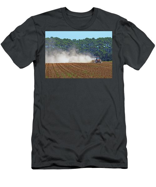 Dust Farming Men's T-Shirt (Athletic Fit)