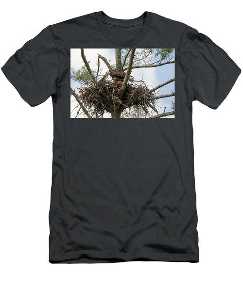Eagle Nest Men's T-Shirt (Athletic Fit)