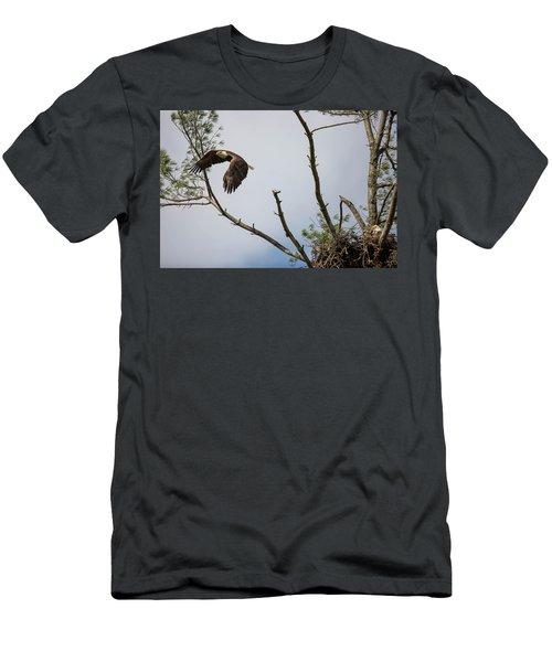 Eagle's Nest Men's T-Shirt (Athletic Fit)