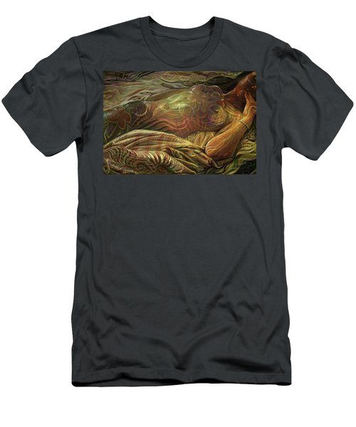Earth Evening Men's T-Shirt (Athletic Fit)