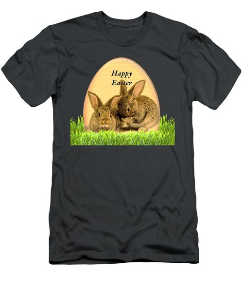 Easter Buns Men's T-Shirt (Athletic Fit)