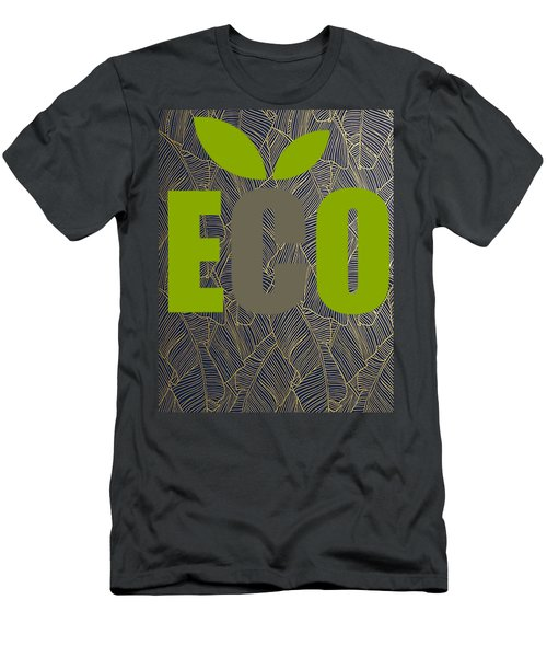 Eco Green Men's T-Shirt (Athletic Fit)