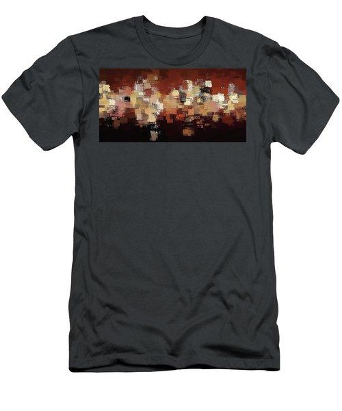 Edge Of Eternity Men's T-Shirt (Athletic Fit)