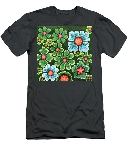 Efflorescent 10 Men's T-Shirt (Athletic Fit)