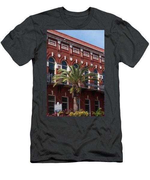 El Centro Espanol De Tampa Men's T-Shirt (Athletic Fit)