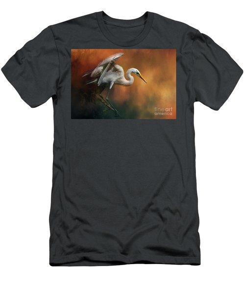 Elegance Men's T-Shirt (Athletic Fit)
