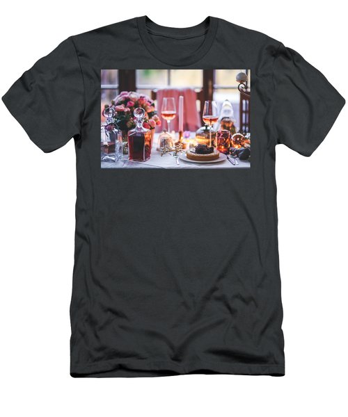 Elegant Tablewear Men's T-Shirt (Athletic Fit)