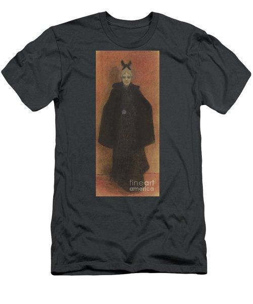 Elegante Debout, 1893 Men's T-Shirt (Athletic Fit)