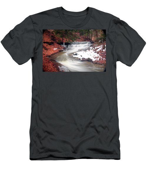 Emery Park South Wales Ny Men's T-Shirt (Athletic Fit)