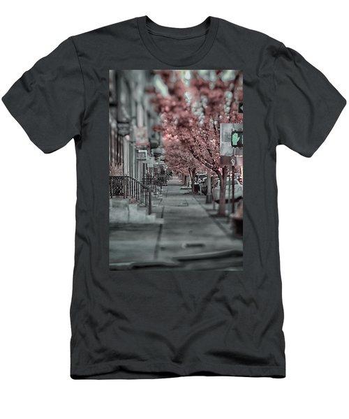 Empty Sidewalk Men's T-Shirt (Athletic Fit)