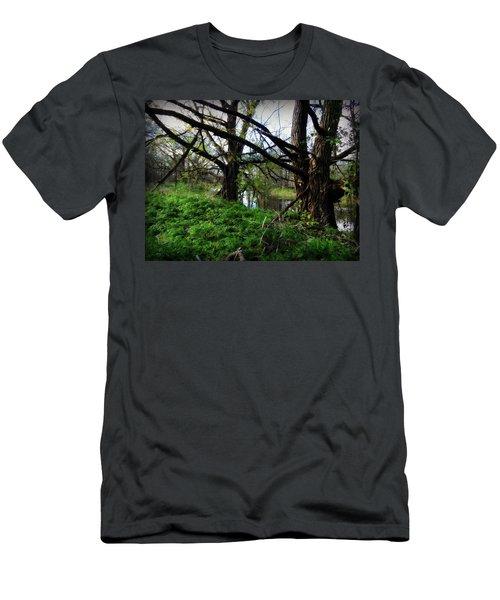 Enlightening Times Men's T-Shirt (Athletic Fit)