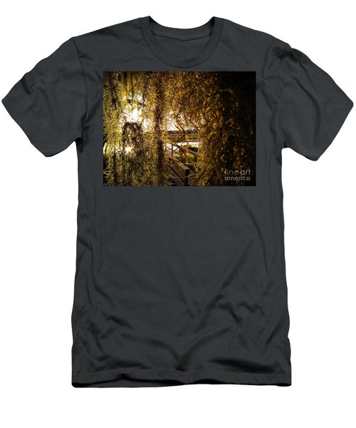 Men's T-Shirt (Athletic Fit) featuring the photograph Entry by Robert Knight