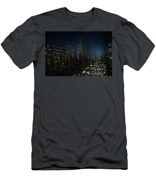 Escape From New York Men's T-Shirt (Athletic Fit)