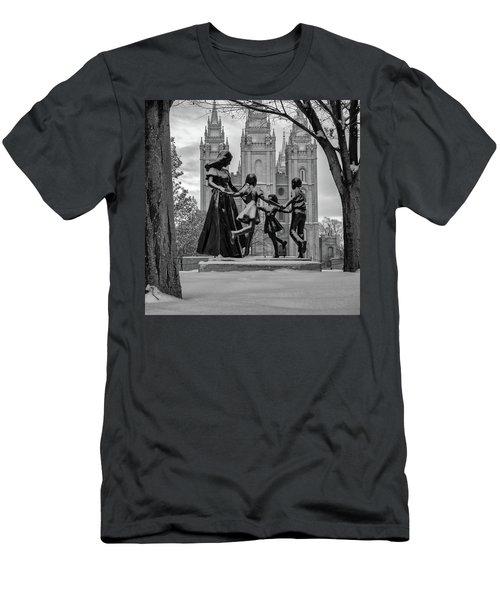 Eternal Family Men's T-Shirt (Athletic Fit)