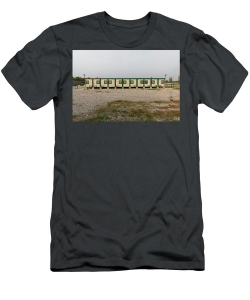 Euro New Topographics 14 Men's T-Shirt (Athletic Fit)