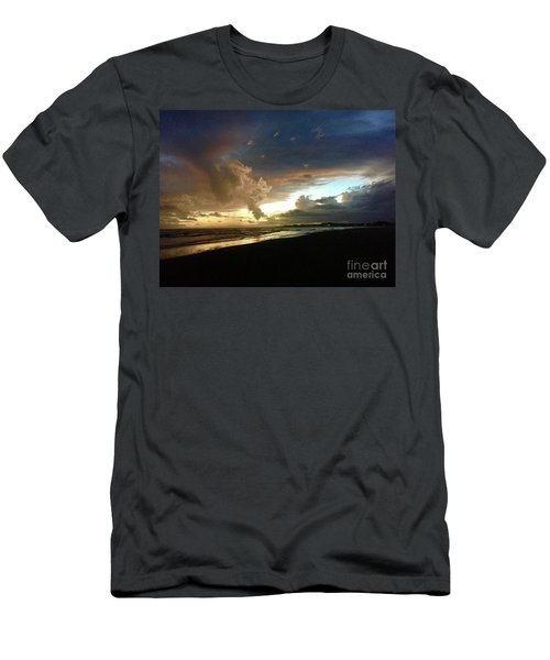 Evening Sky Men's T-Shirt (Athletic Fit)