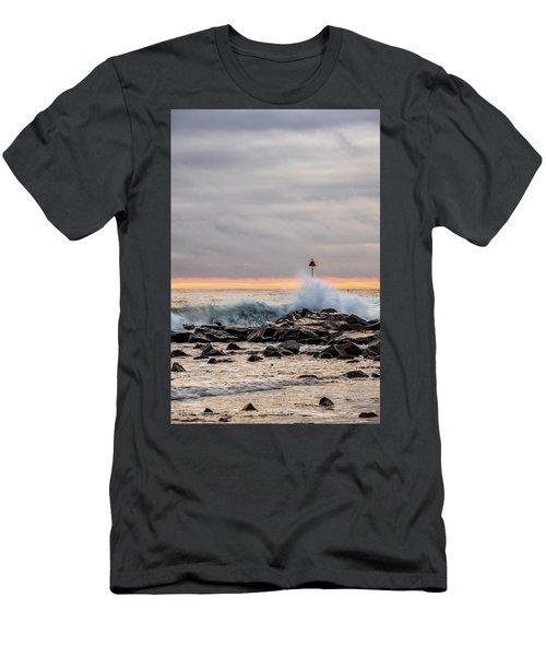 Explosive Sea 1 Men's T-Shirt (Athletic Fit)
