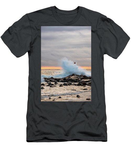 Explosive Sea 2 Men's T-Shirt (Athletic Fit)