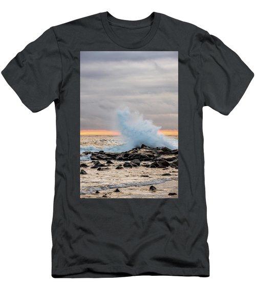 Explosive Sea 3 Men's T-Shirt (Athletic Fit)
