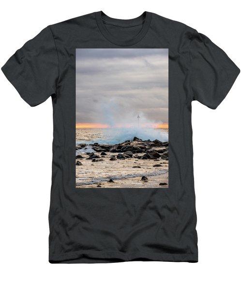 Explosive Sea 5 Men's T-Shirt (Athletic Fit)