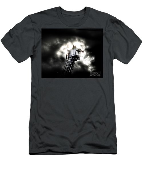 Eye In The Sky Men's T-Shirt (Athletic Fit)