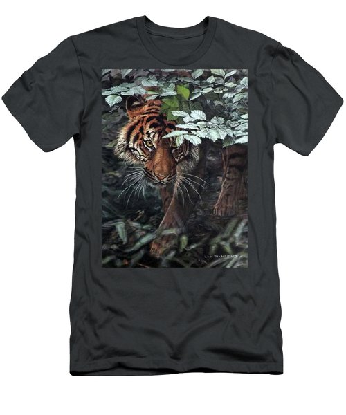 Eye See You Men's T-Shirt (Athletic Fit)