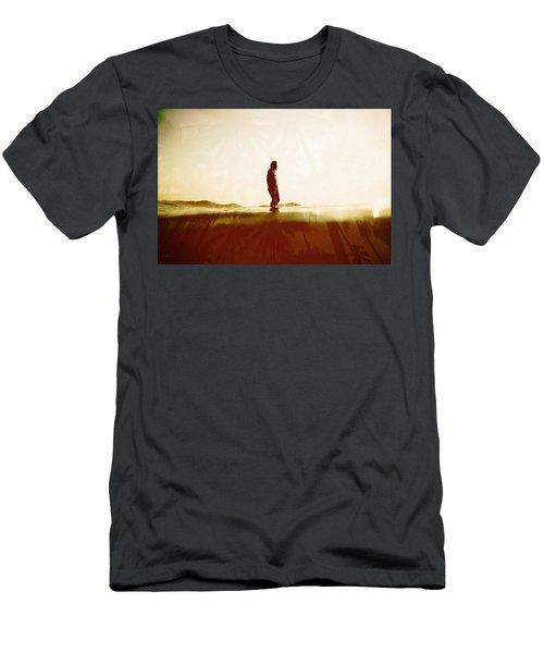 Face The Sun 2 Men's T-Shirt (Athletic Fit)