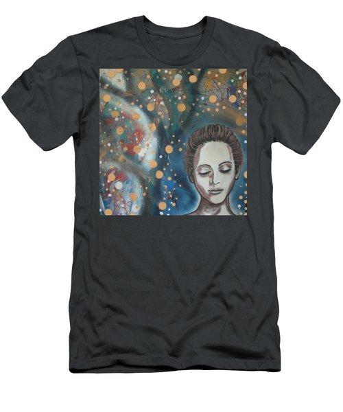Fairy Lights Men's T-Shirt (Athletic Fit)