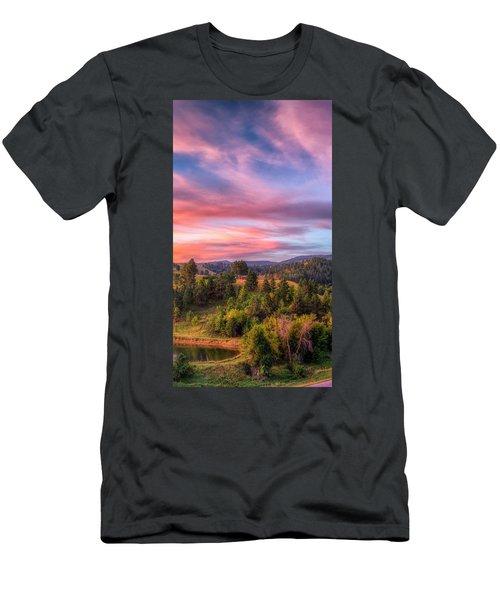 Fairytale Triptych 2 Men's T-Shirt (Athletic Fit)