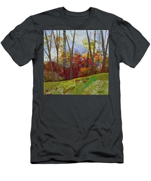 Fall Colors II Men's T-Shirt (Athletic Fit)