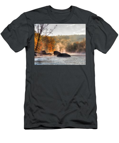 Fall Spirits Men's T-Shirt (Athletic Fit)
