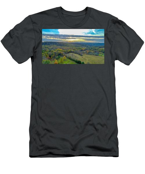 Fall Vibes  Men's T-Shirt (Athletic Fit)