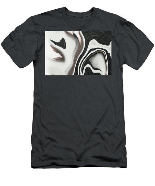 Feminine V Men's T-Shirt (Athletic Fit)