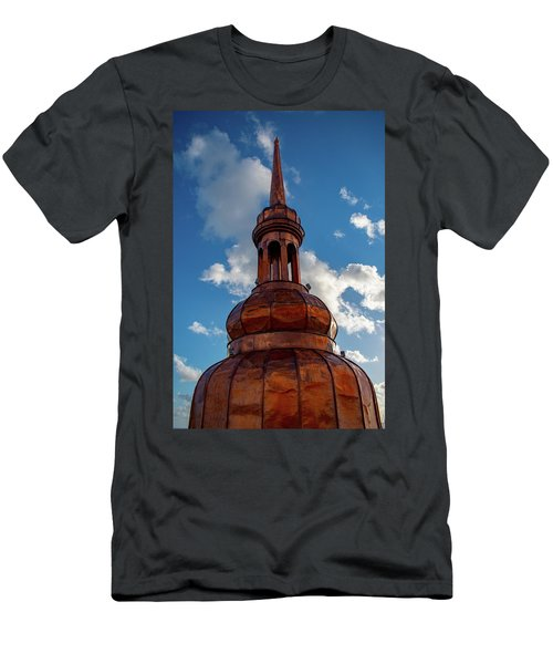Fera Palace Copper Capital Men's T-Shirt (Athletic Fit)