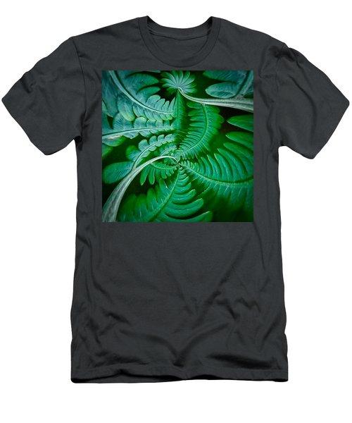 Fern Dance Men's T-Shirt (Athletic Fit)