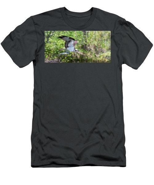 Fetcher Catch  Men's T-Shirt (Athletic Fit)