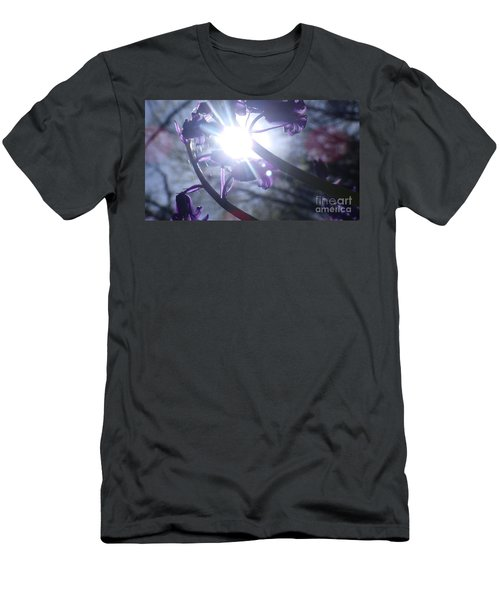Fine Art Bluebells Photo 1 Men's T-Shirt (Athletic Fit)