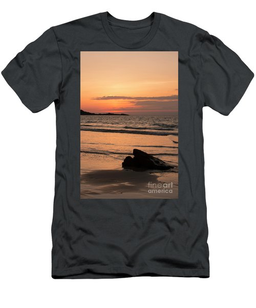 Fine Art Sunset Collection Men's T-Shirt (Athletic Fit)