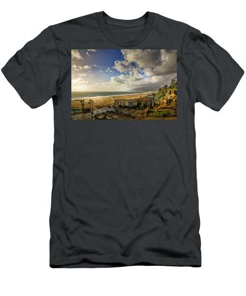 First Rain - Winter 18 Men's T-Shirt (Athletic Fit)