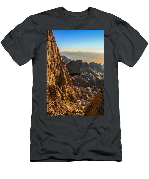 First Sunlight Men's T-Shirt (Athletic Fit)