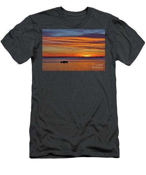Fisherman's Return Men's T-Shirt (Athletic Fit)