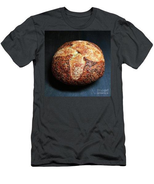 Flax Seed Sourdough 2 Men's T-Shirt (Athletic Fit)